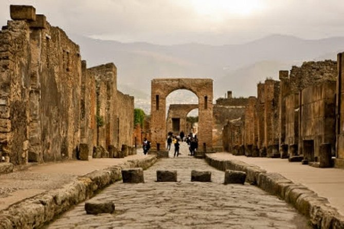 Private Tour: Pompeii Ruins from Rome in a Day photo 6