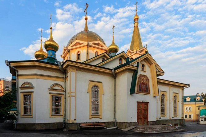 Private City Walking tour of Novosibirsk with visit to Historical museum