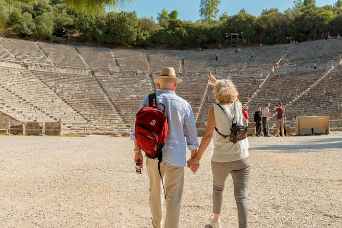 Epidaurus, Nafplio, and Mycenae Private Day Trip from Athens photo 9