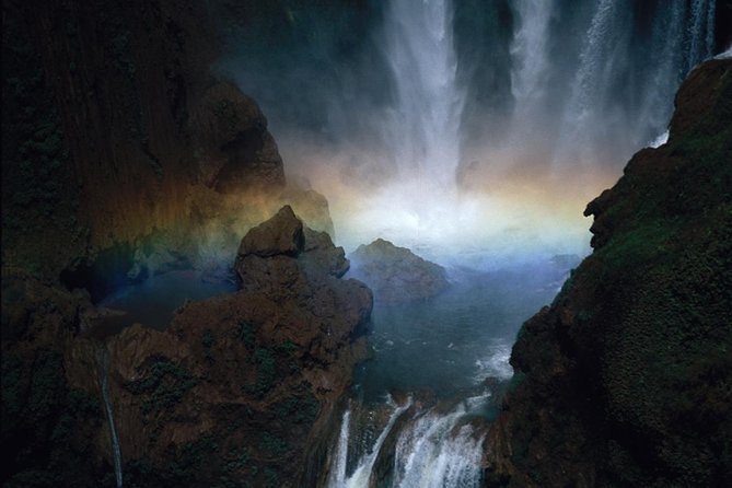 Full-Day Private Tour to Ouzoud Waterfalls from Marrakech