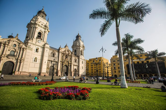 Lima: Private Half Day City Tour with Larco Musseum photo 6