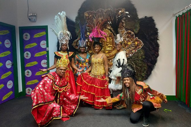 Walking Tour: Carioca Culture, Samba & Little Africa