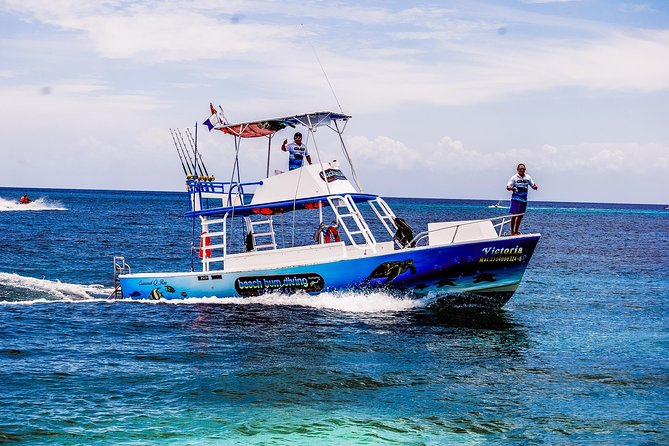 Private Boat Charter Tour in Cozumel photo 11
