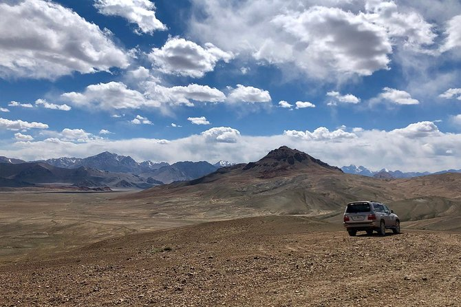 Bishkek to Dushanbe on Pamir Highway