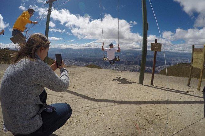 Mitad del Mundo Complex, Pululahua Crater & Quito´s TelefériQo