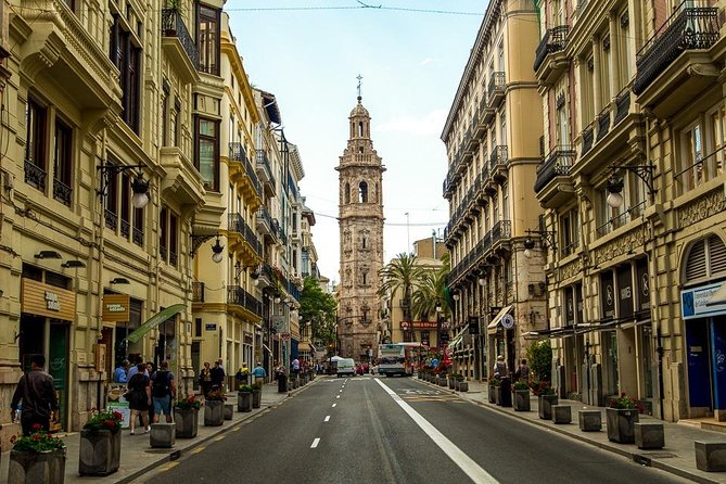 Valencia Half Day City Highlights (Private Tour)