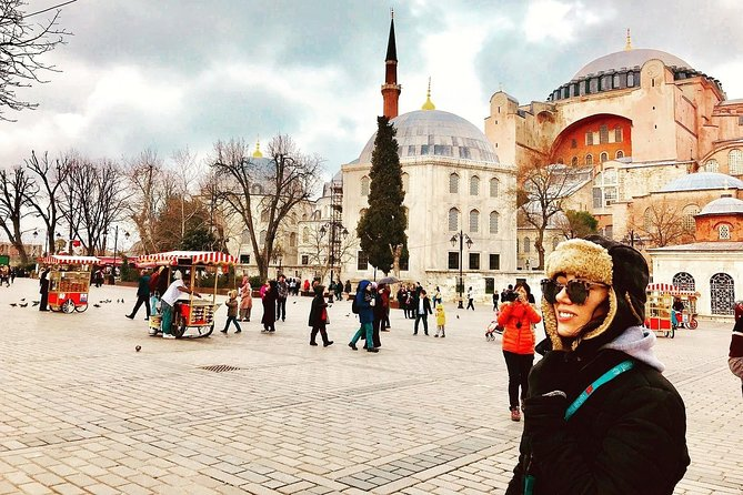 Local Guide Istanbul Old City Walking Tour - RosetheGuide