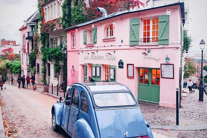 Paris Instagram Spots Tour 3H