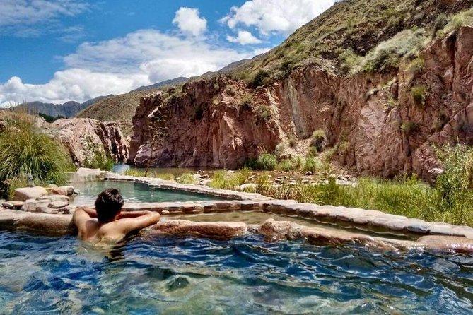 Un día de spa en Termas de Cacheuta con traslados desde Mendoza, Mendoza, ARGENTINA