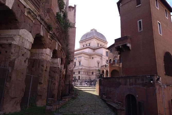 Jewish Rome , Museum and Synagogue, private walking tour