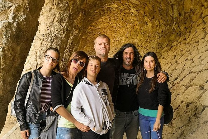 Park Guell - Full day tour