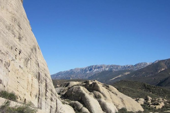 Piedra Blanca and Sespe Wilderness Guided Day Hike from Ojai