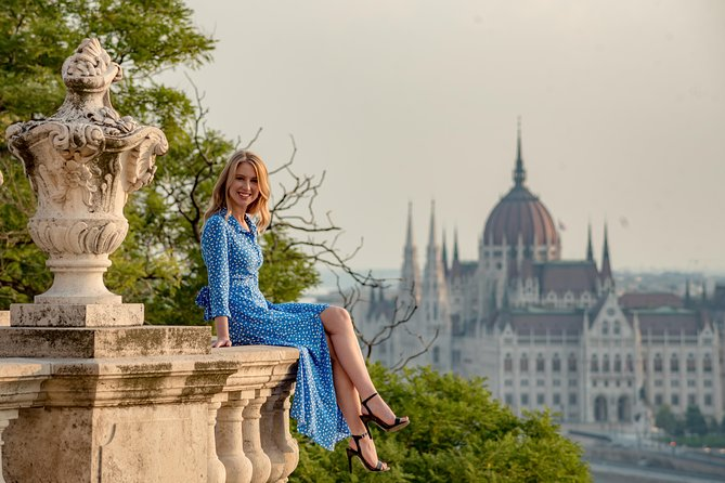 Private PhotoShoot in Budapest with Your Personal Photographer