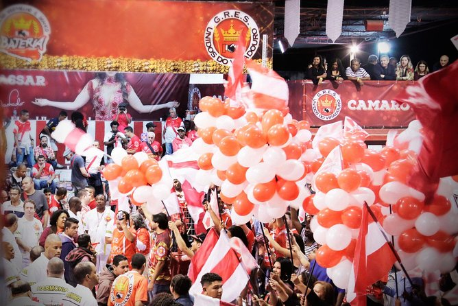 Carnival Rehearsal Samba Schools Unidos do Viradouro including Transportation