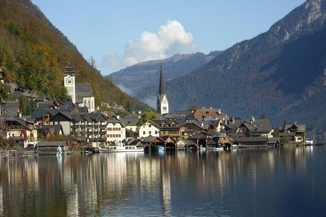 Private tour of Hallstatt and Salzburg through beatiful Alps