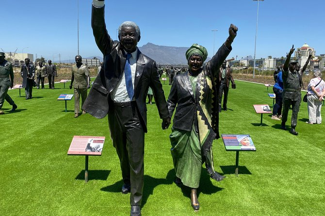 Robben Island Boat Ticket & Mandela Long Walk To Freedom Tour With Hotel Pick Up