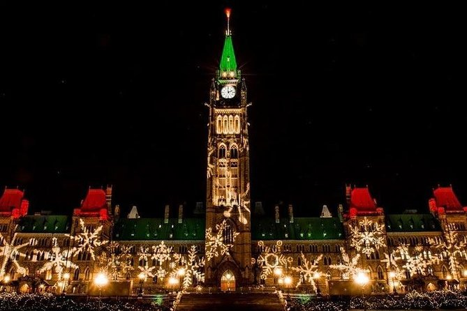 Haunted Walk's Nightmare Before (and after) Christmas Tour in Ottawa