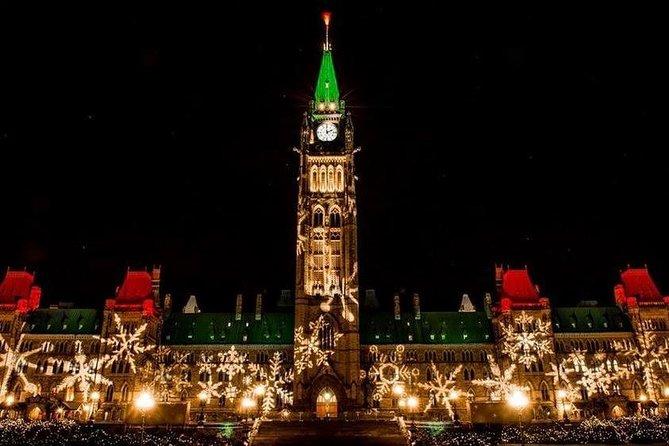 Pesadelo da caminhada assombrada Antes (e depois) da excursão de Natal em Ottawa
