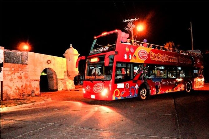 Cartagena Citysightseeing