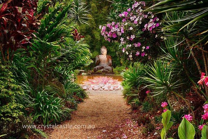 Skip the Line: Crystal Castle and Shambhala Gardens Admission Ticket