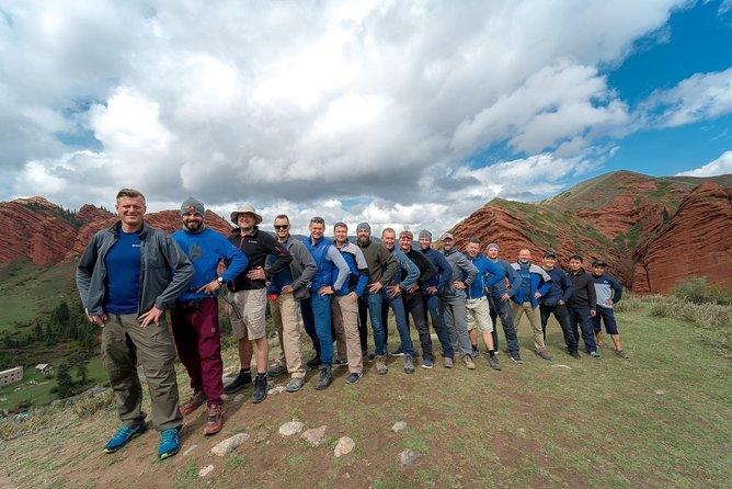 11 days Adventure tour around Kyrgyzstan