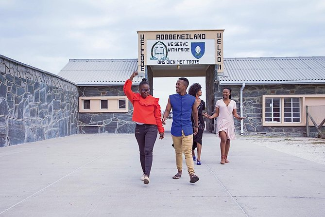 Robben Island Ticket & Accommodation Transfers (SA Residents)