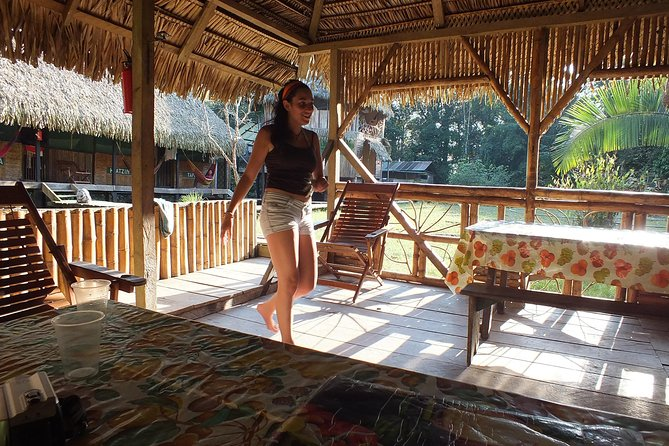 Tours to the Amazon Chocolate Factory Cascada Mirador Indichuris Canoa Monkeys