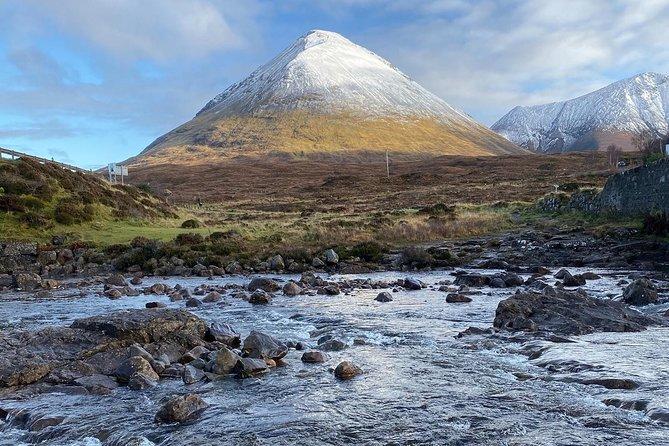 The Alba Adventure - a 2-7 day private tour of Scotland