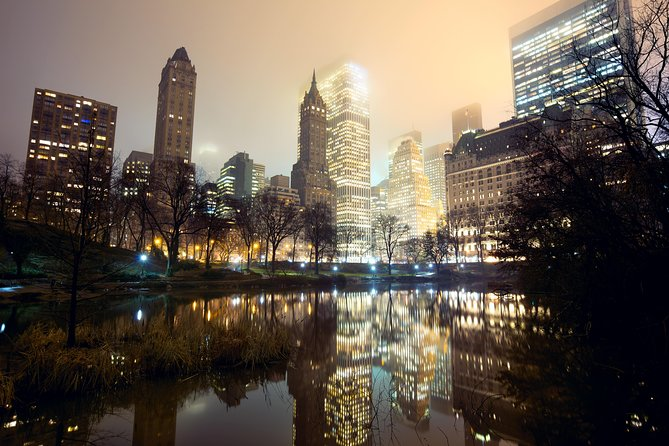 NYC Central Park Night Time Photography Tour