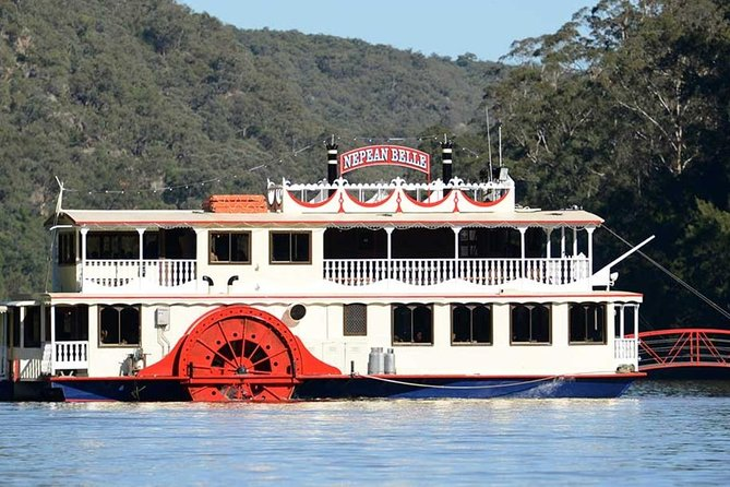 Nepean Belle in the Blue Mountains National Park