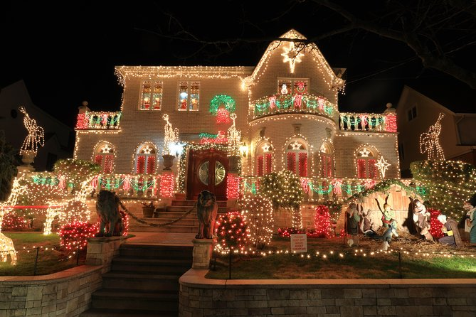 Neighborhood Christmas Lights 2020 New York Dyker Heights Christmas Lights 2020   New York City