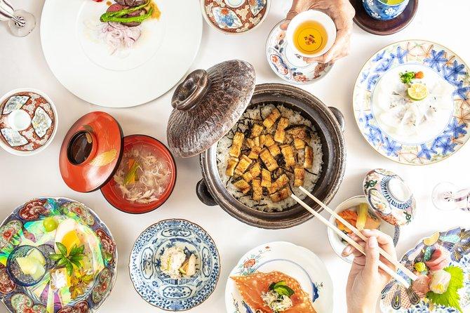 Luxury Kaiseki Lunch With Arita Ware and Gen-emon Kiln Tour