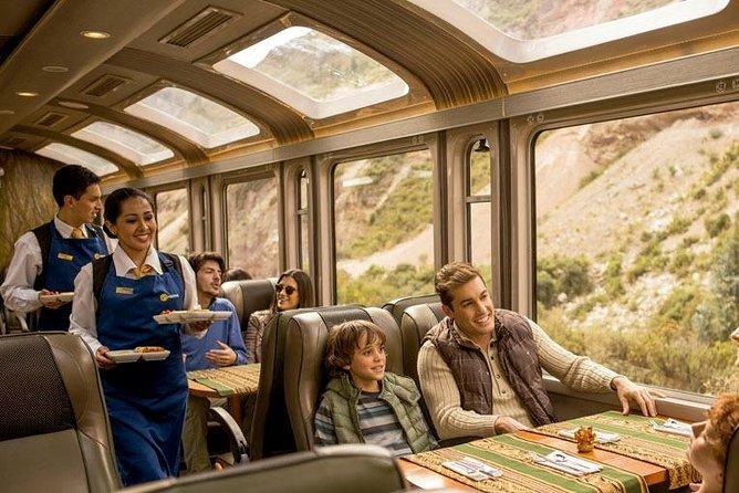 MachuPicchu Full Day with Train Vistadome ||All Included||