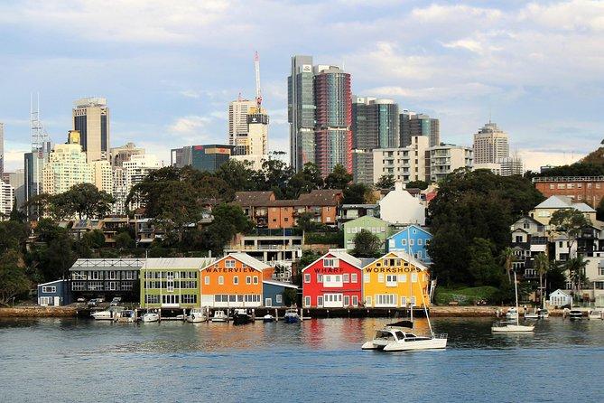 Sydney Harbour walks