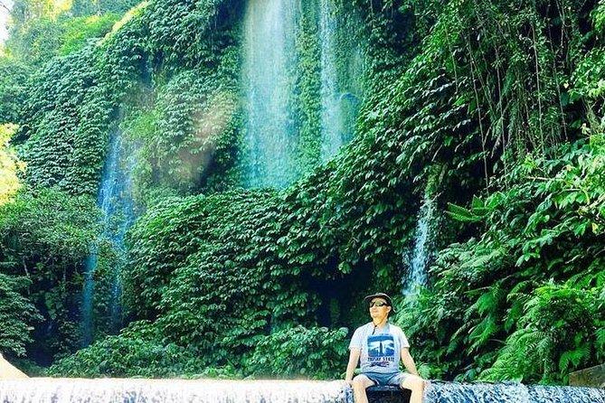 Benang Kelambu & Stokel (Waterfall Tour)