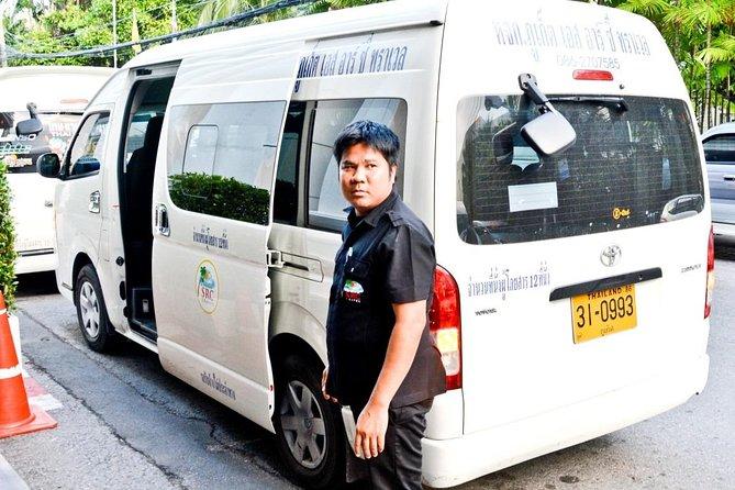 Shared Transfer Phuket City to Phuket International Airport (HKT) - Departure