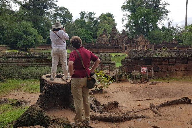 Siem Reap Taxi to Visit Angkor Wat