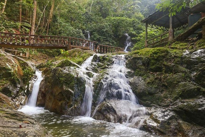 Templers Park Water Falls, Firefly And Batu Caves Tour