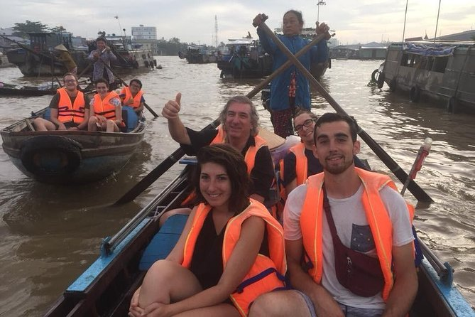 Classic Mekong Delta & Cai Rang Floating Market Enjoy 1 Day from Ho Chi Minh