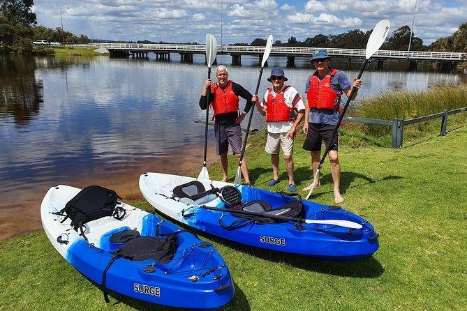 Perth Kayak Tour - Canning River Wetlands