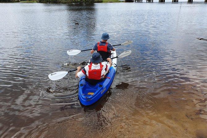 Perth Kayak Tour - Canning River Wetlands