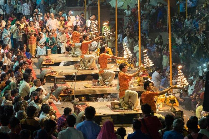 Full Day city tour Varanasi Ghat Temple, Sarnath Budhist Temple & Ramnagar Fort