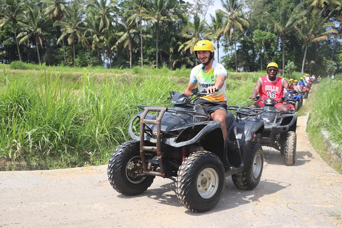BALI BEST ATV RIDE ADVENTURE with LUNCH and PRIVATE HOTEL TRANSFER. photo 8