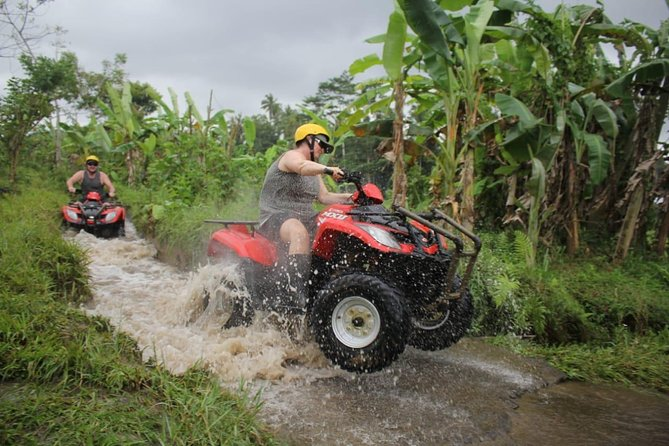 BALI BEST ATV RIDE ADVENTURE with LUNCH and PRIVATE HOTEL TRANSFER. photo 3