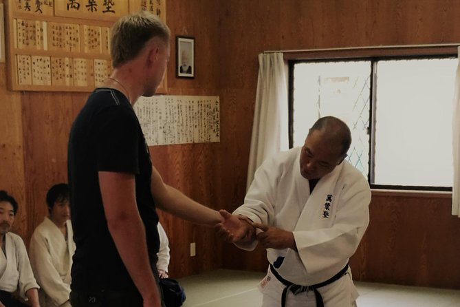 Understand the spirit of Japanese martial arts, Aikido, and learn how to protect yourself.