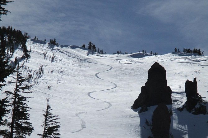 Half-day guided backcountry ski touring experience photo 2