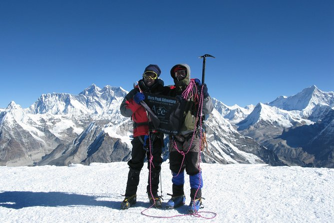 Mera Peak Adventure