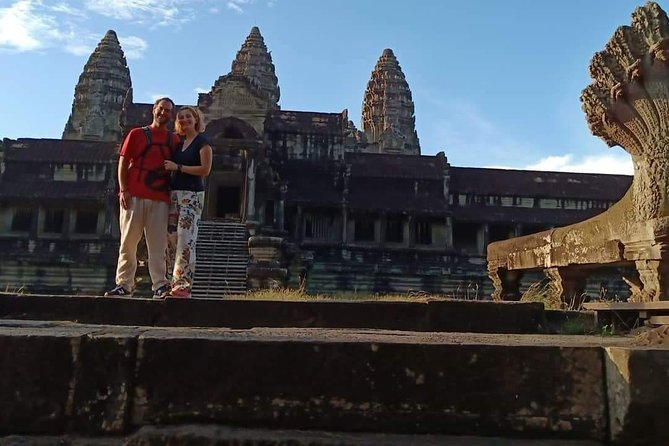 Untimate 1 Full Day Angkor Wat Tour-Sunset Withlocal Tour Guide