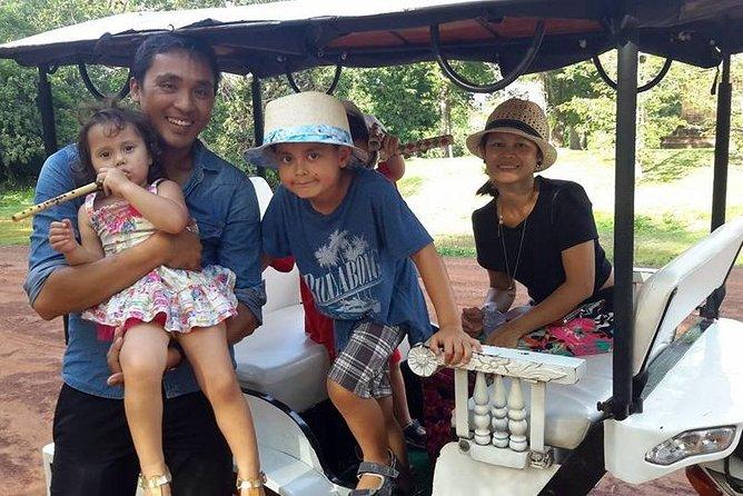 Visit Angkor in 1 Day in Tuk Tuk