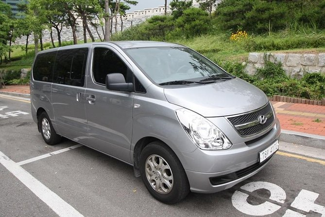 [Japanese driver] Incheon Airport ↔ Seoul hotel pick-up service (1 to 6 people)